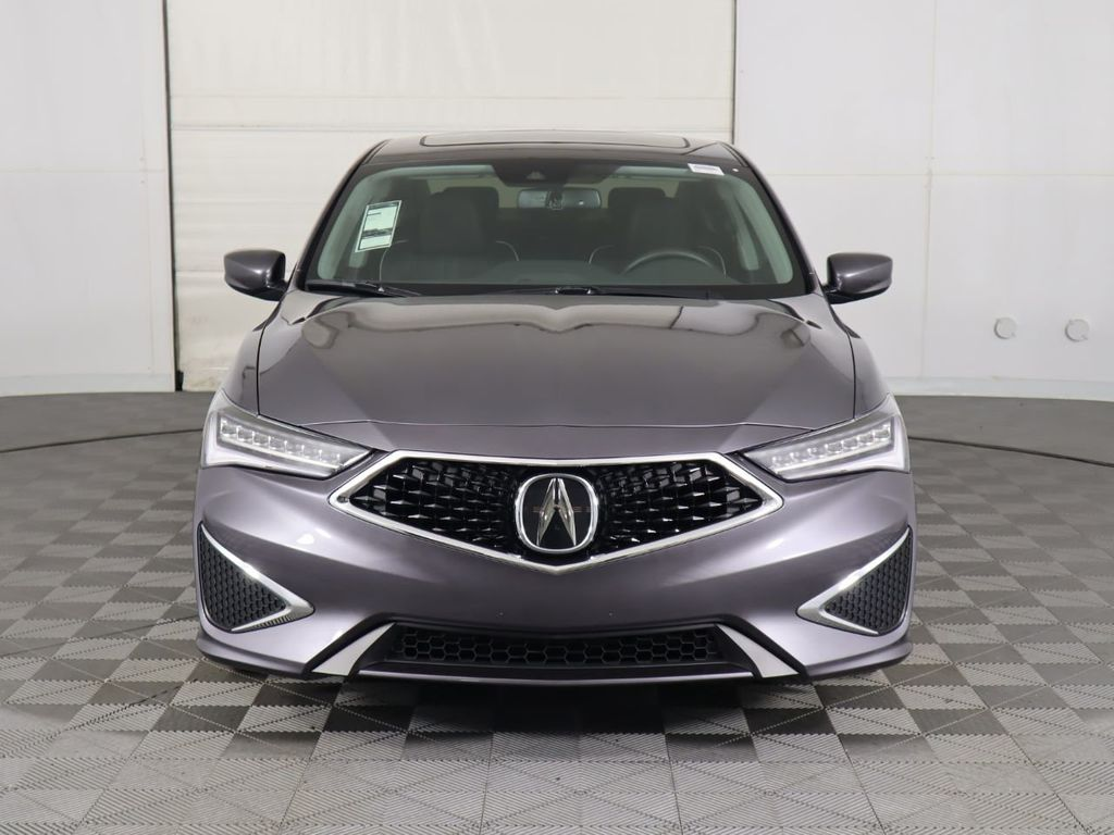 New 2020 Acura ILX Sedan w/Technology Pkg