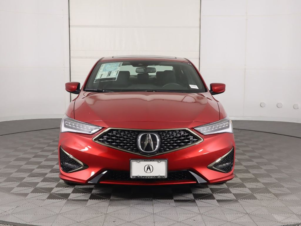 New 2020 Acura ILX Sedan w/Premium/A-Spec Pkg