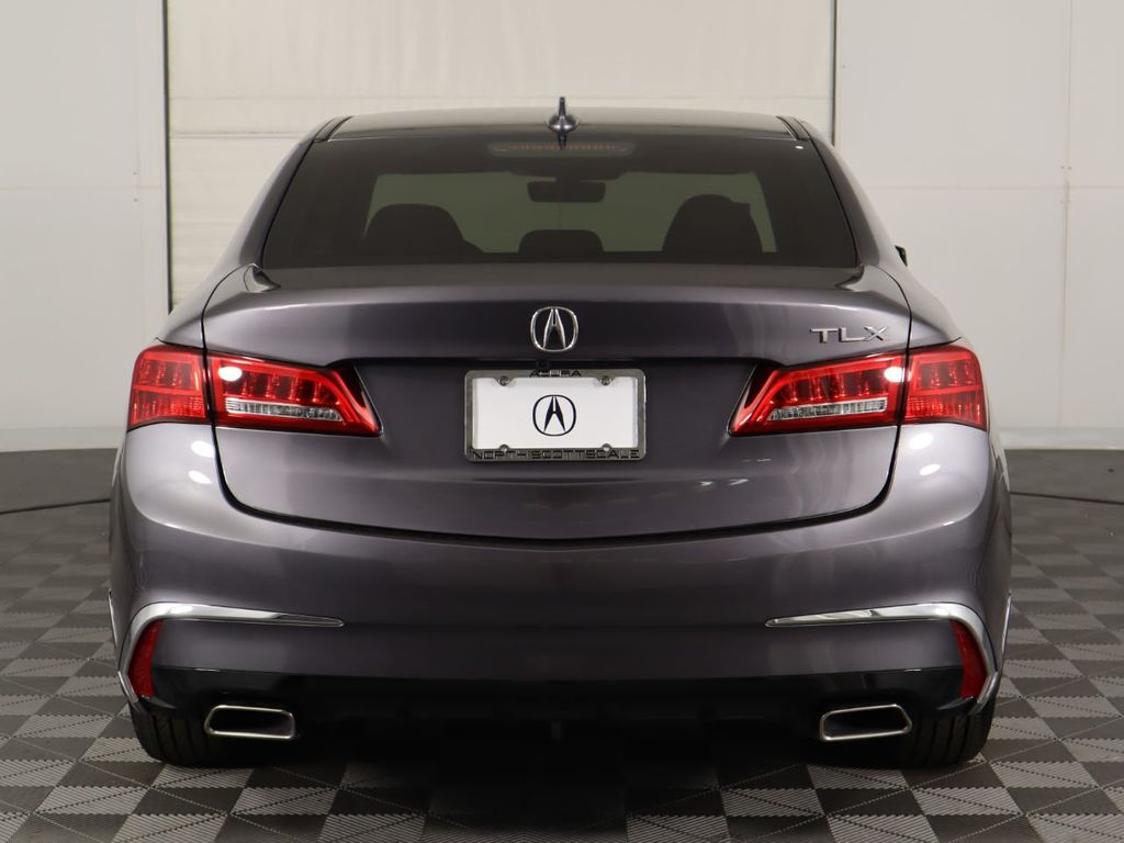 Pre-Owned 2020 Acura TLX COURTESY VEHICLE