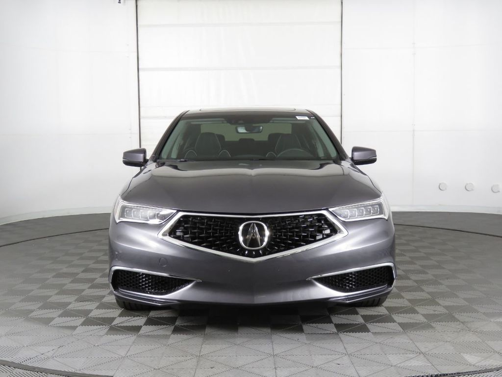 New 2020 Acura TLX 3.5L FWD w/Technology Pkg