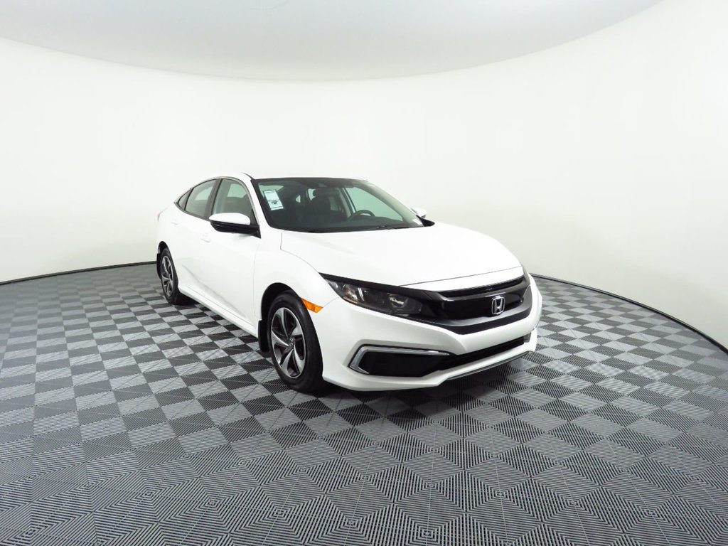 New 2020 Honda Civic Sedan LX CVT