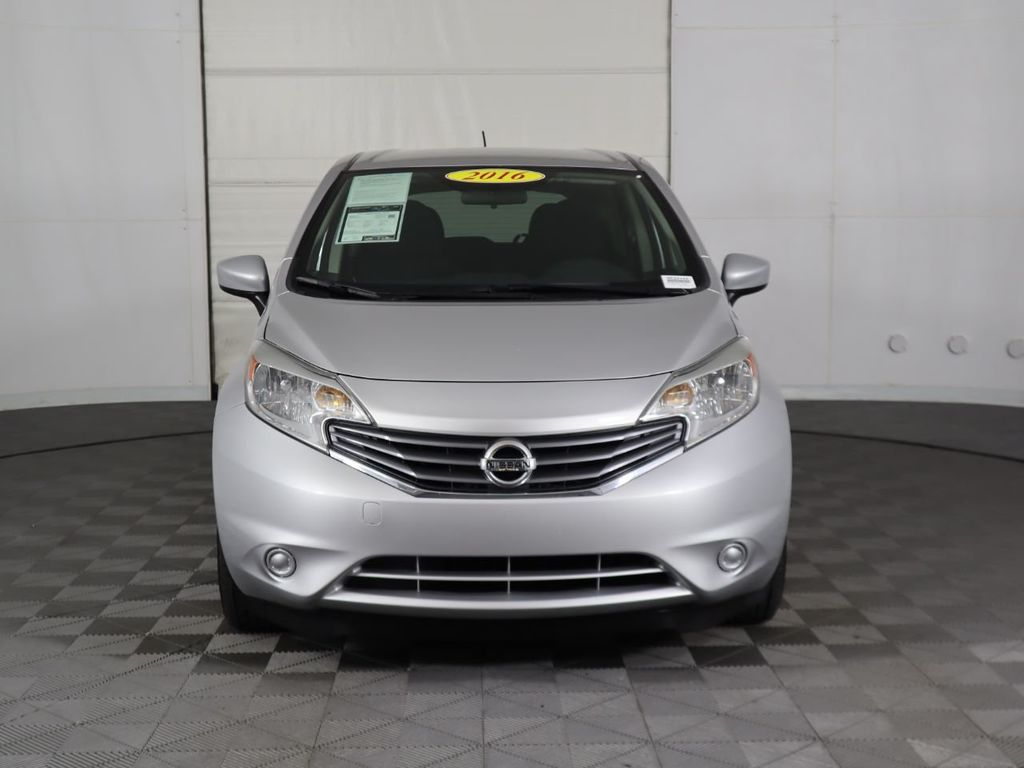 Pre-Owned 2016 Nissan Versa Note 5dr Hatchback CVT 1.6 SV
