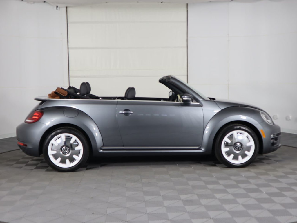 New 2019 Volkswagen Beetle Convertible Final Edition SEL Automatic