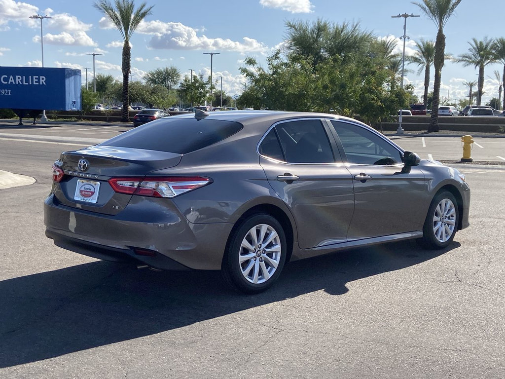 New 2020 Toyota Camry LE Automatic