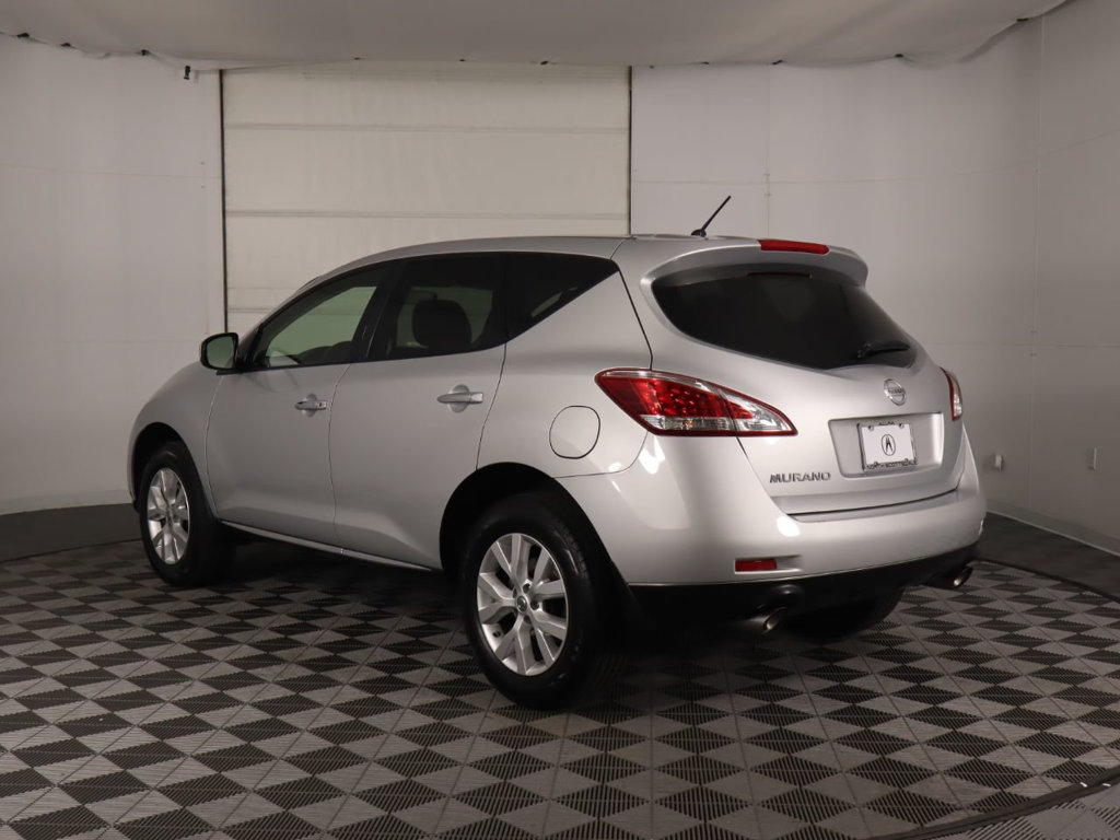 Pre-Owned 2014 Nissan Murano 2WD 4dr S