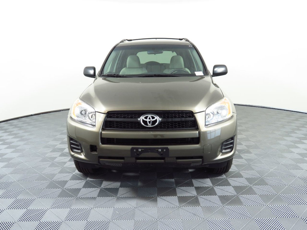 Pre-Owned 2009 Toyota RAV4 FWD 4dr 4-cyl 4-Speed Automatic
