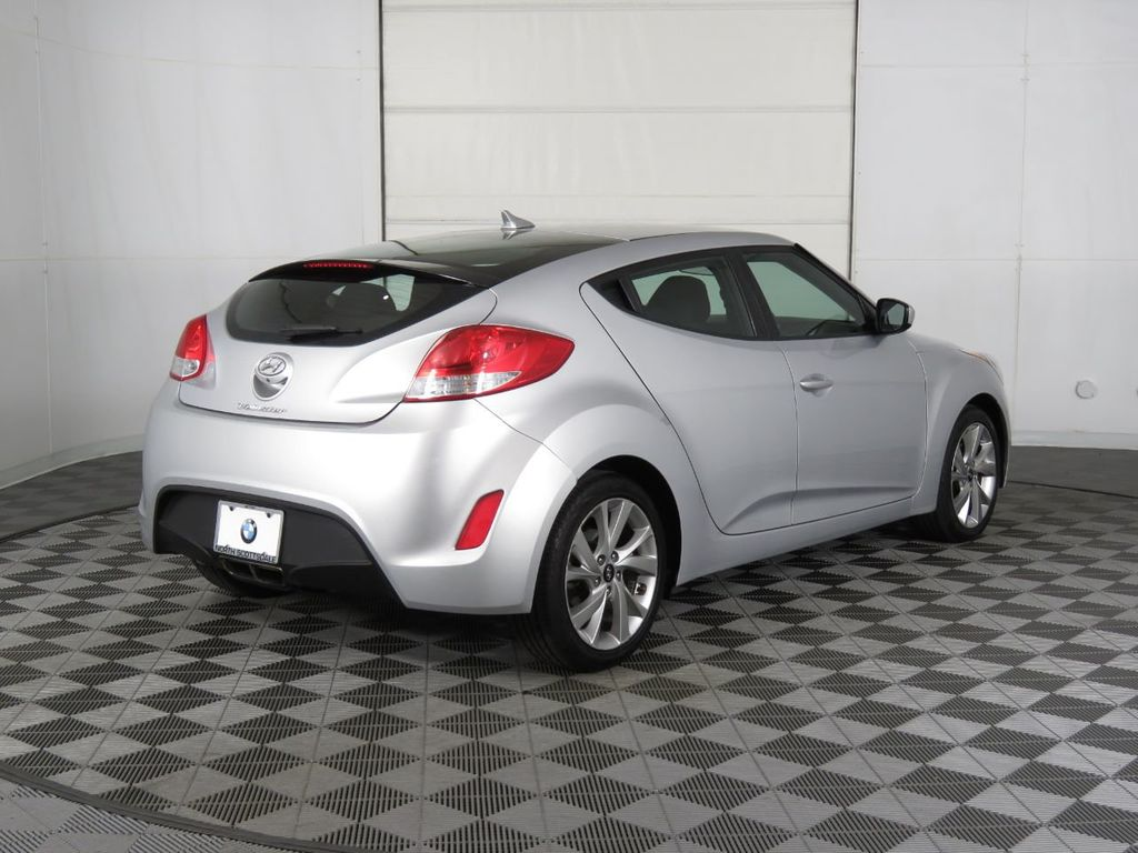 Pre-Owned 2016 Hyundai Veloster 3dr Coupe Automatic Turbo