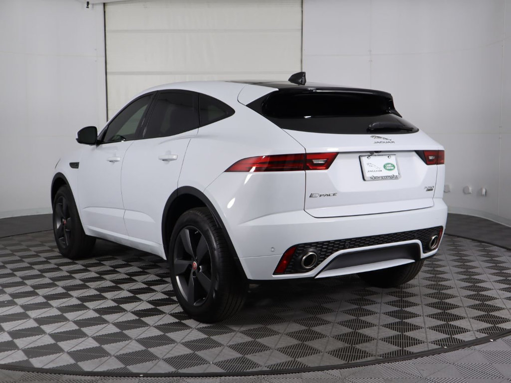 New 2020 Jaguar E-PACE P250 AWD Checkered Flag Edition
