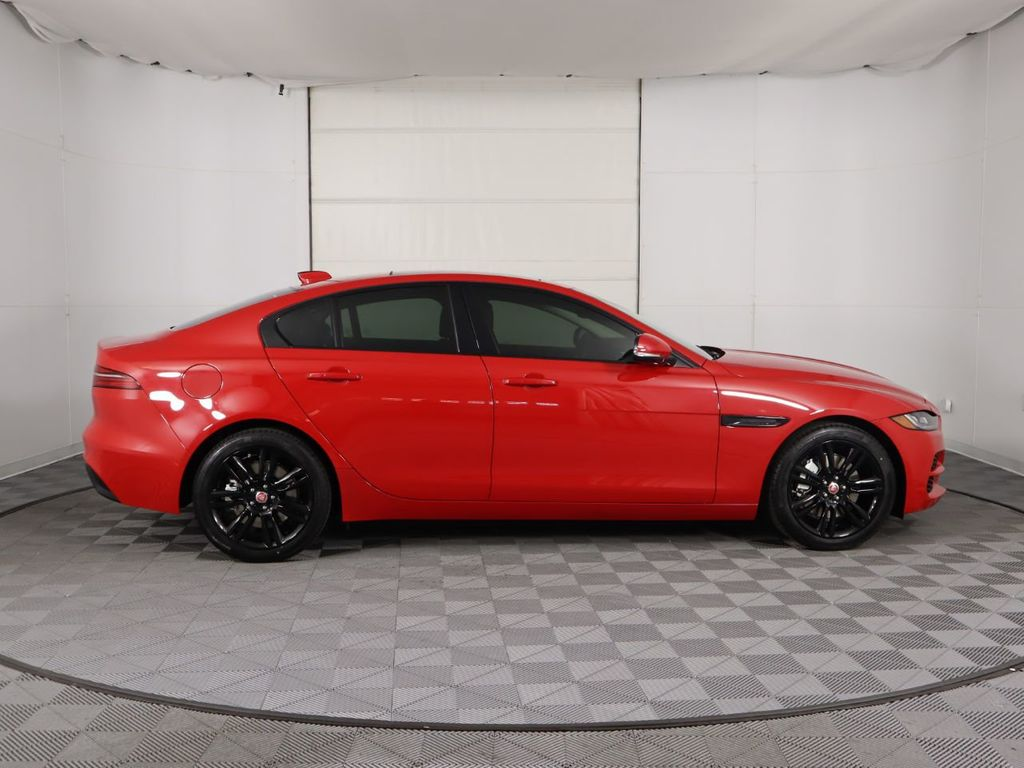 Pre-Owned 2020 Jaguar XE COURTESY VEHICLE