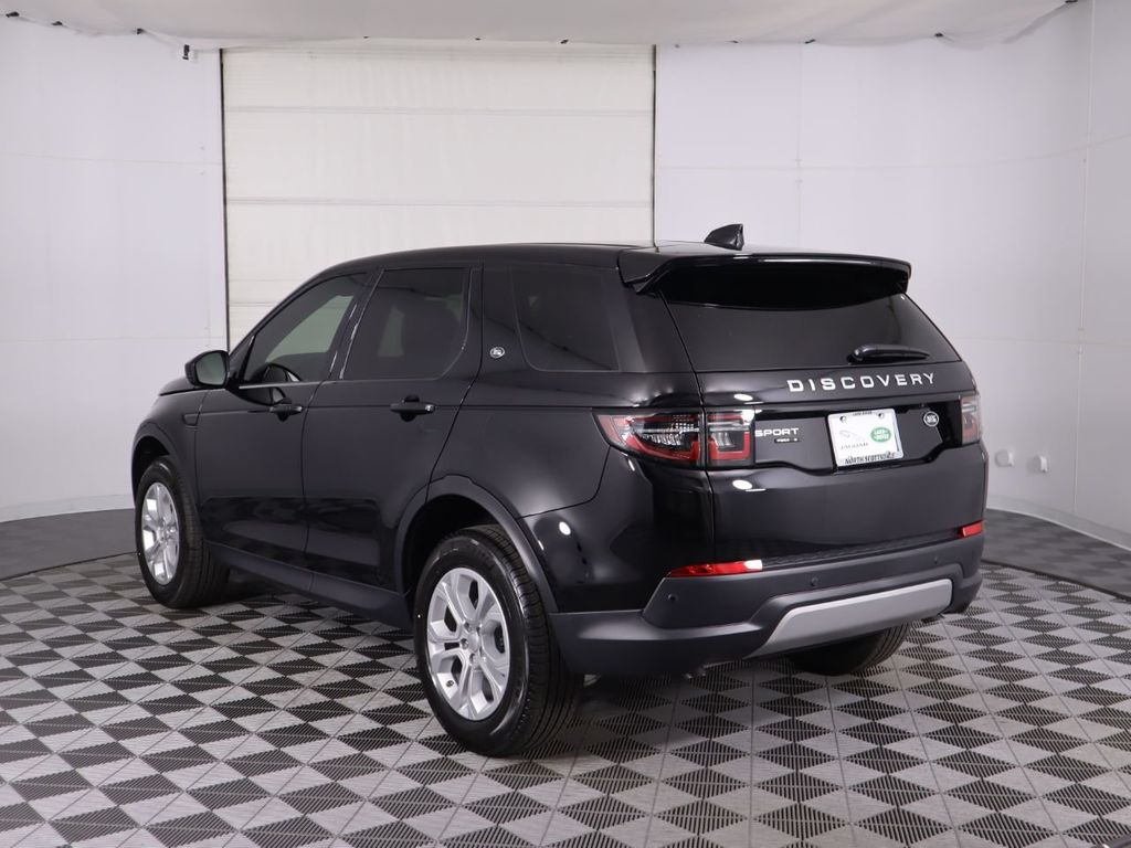 New 2020 Land Rover Discovery Sport S 4WD