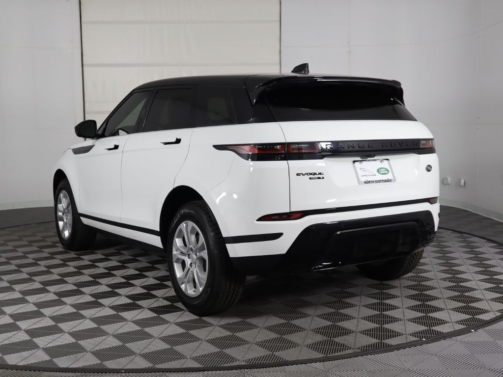 Pre-Owned 2020 Land Rover Range Rover Evoque COURTESY VEHICLE