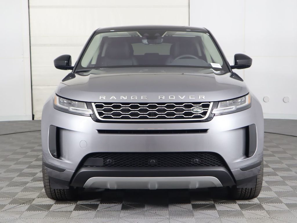 New 2020 Land Rover Range Rover Evoque P250 SE