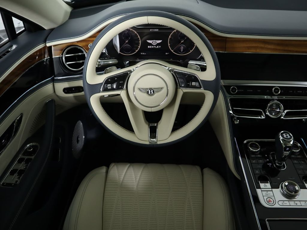 New 2020 Bentley Flying Spur W12 Sedan
