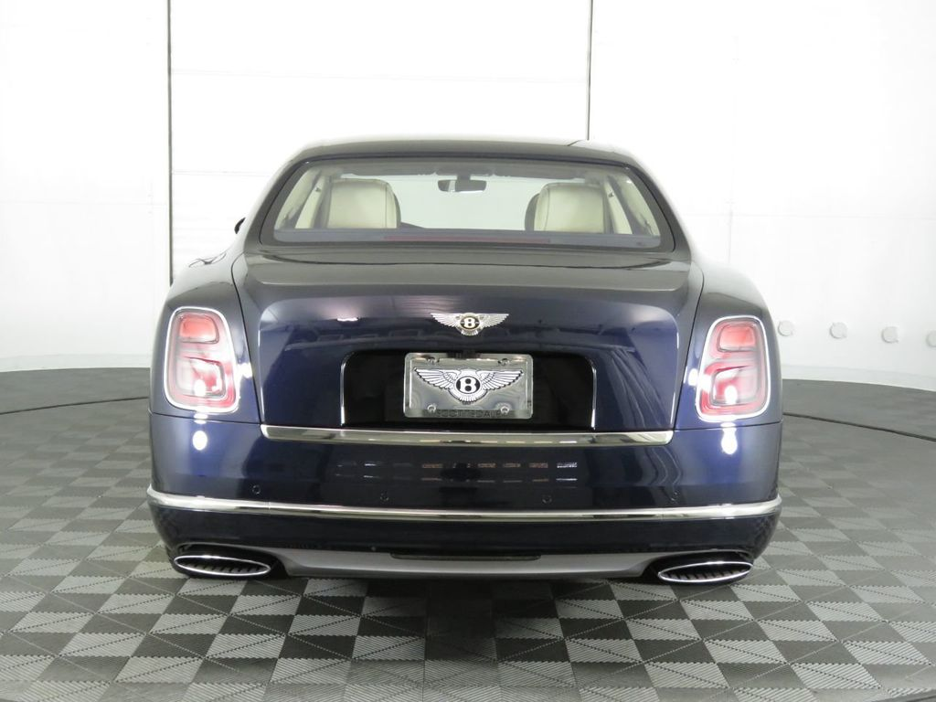 New 2020 Bentley Mulsanne Speed Sedan