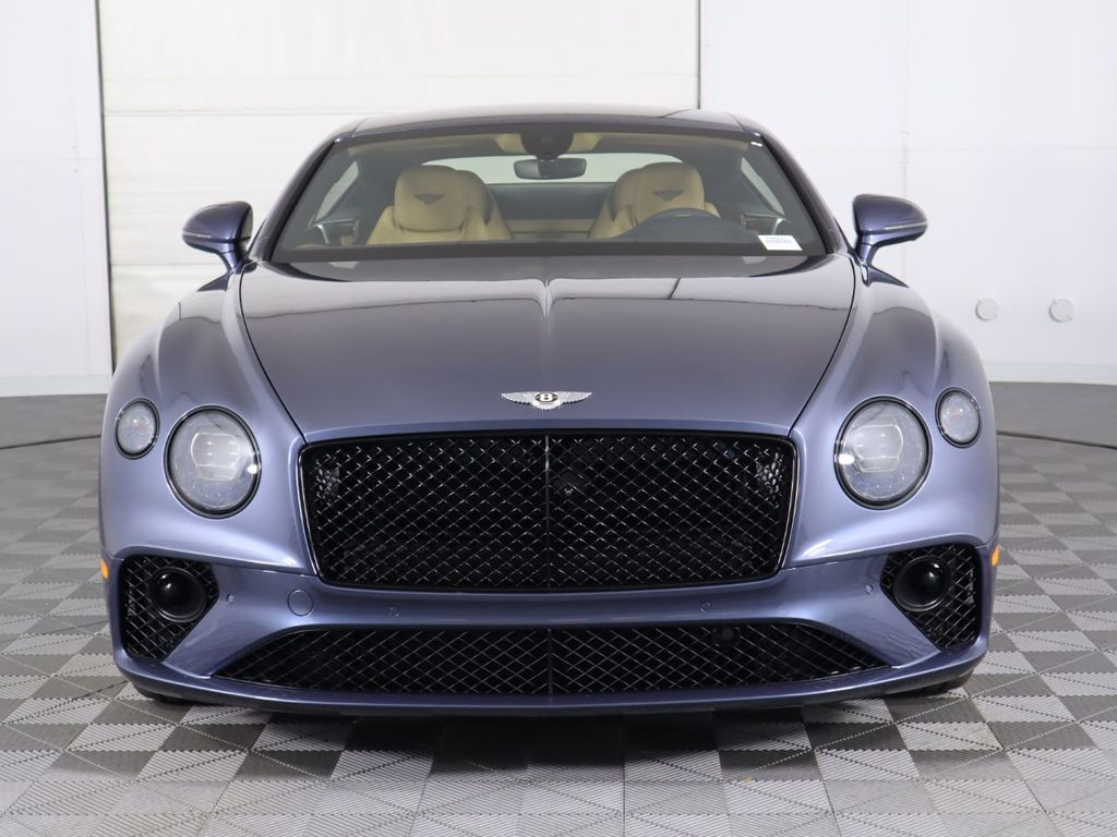 New 2020 Bentley Continental GT V8 Coupe