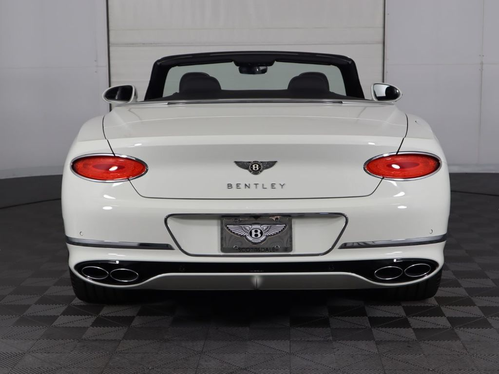 New 2020 Bentley Continental GT V8 First Edition Convertible