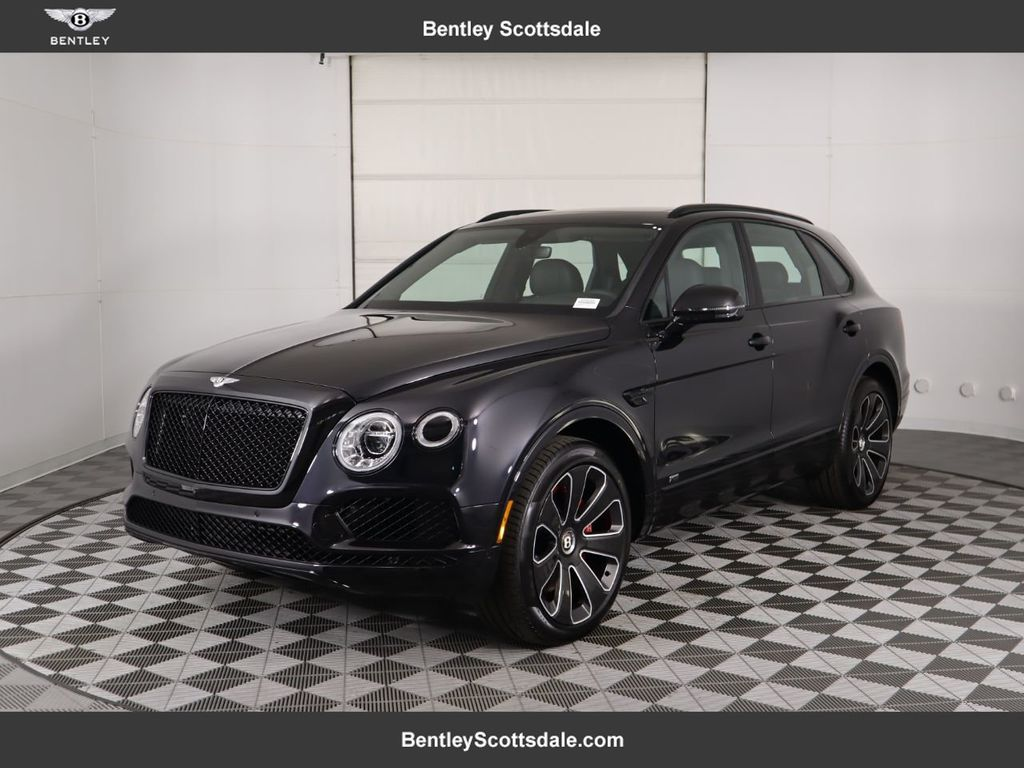 New 2020 Bentley Bentayga V8 AWD