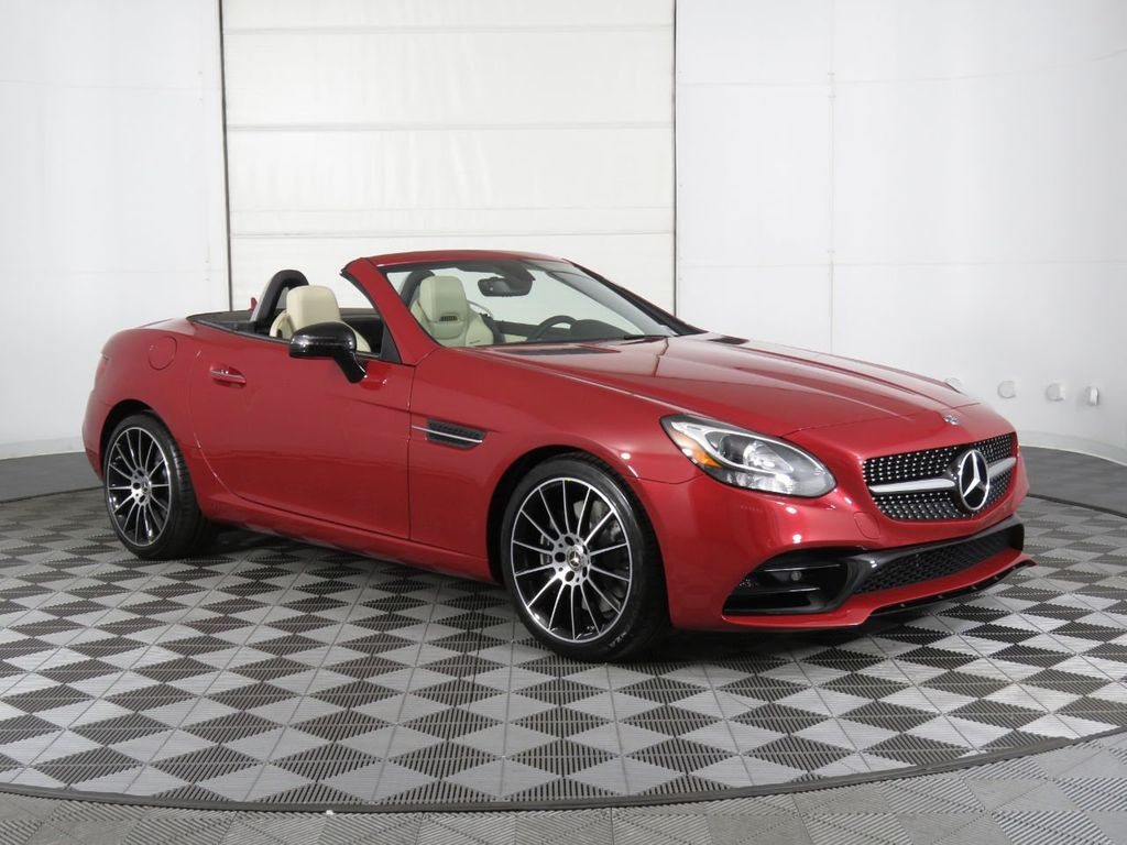 New 2020 Mercedes-Benz SLC SLC 300 Roadster