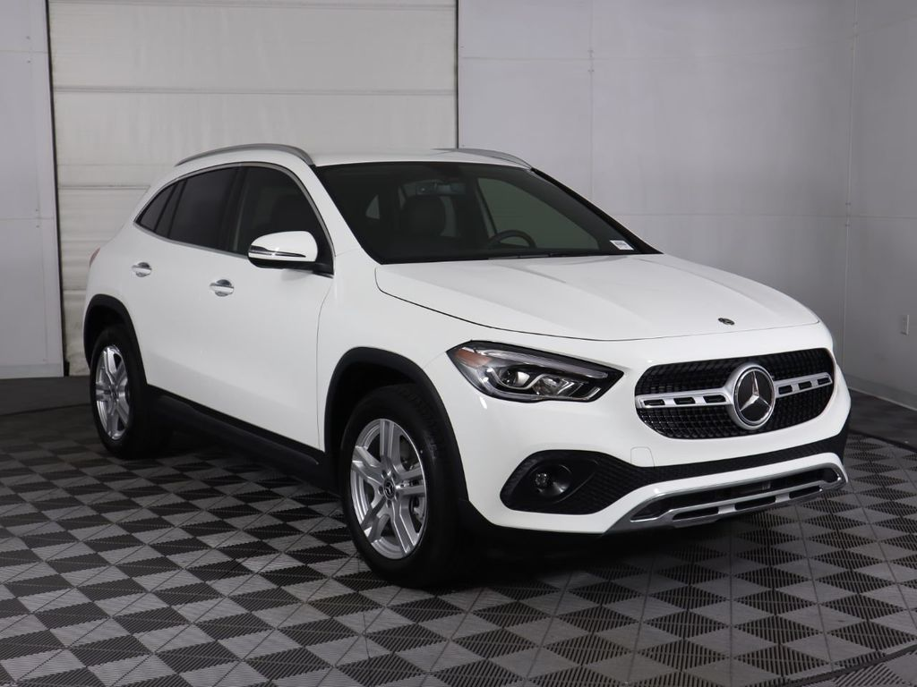 New 2021 Mercedes-Benz GLA GLA 250 SUV