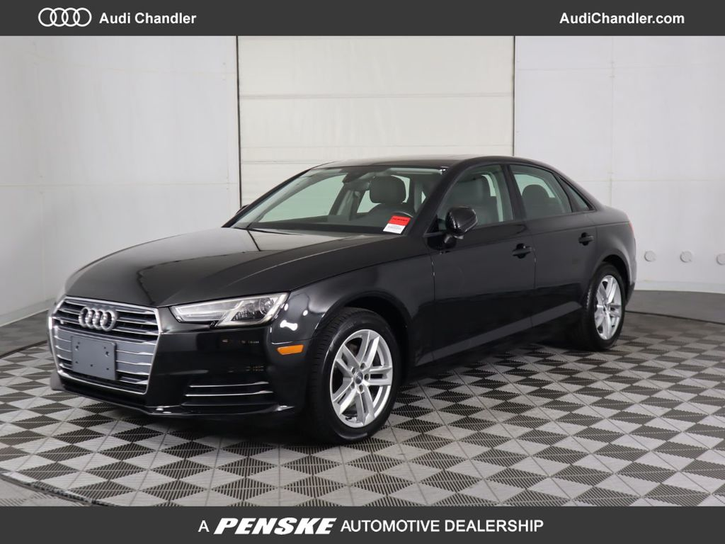 Pre-Owned 2017 Audi A4 2.0 TFSI Automatic ultra Premium FWD