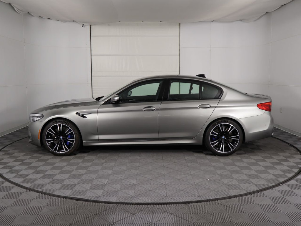 New 2020 BMW M5 4DR SDN