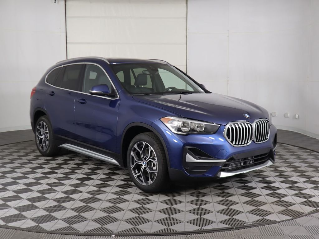 New 2021 BMW X1 sDrive28i Sports Activity Vehicle