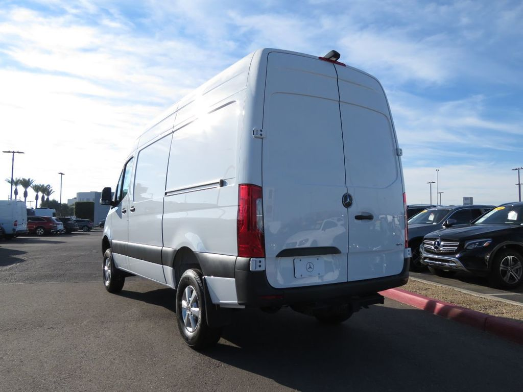"New 2019 Mercedes-Benz Sprinter Cargo Van 2500 Standard Roof V6 144"" 4WD"