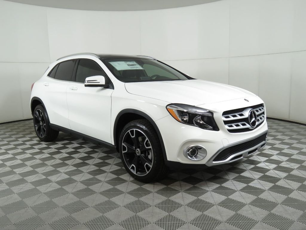 New 2020 Mercedes-Benz GLA GLA 250 SUV