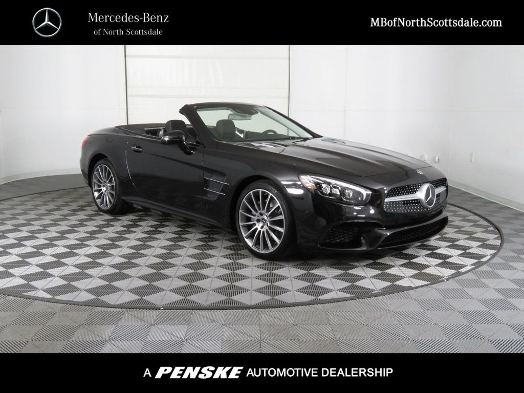 New 2020 Mercedes-Benz SL SL 450 Roadster