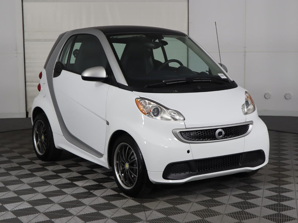 Pre-Owned 2015 smart Fortwo 2dr Coupe Pure