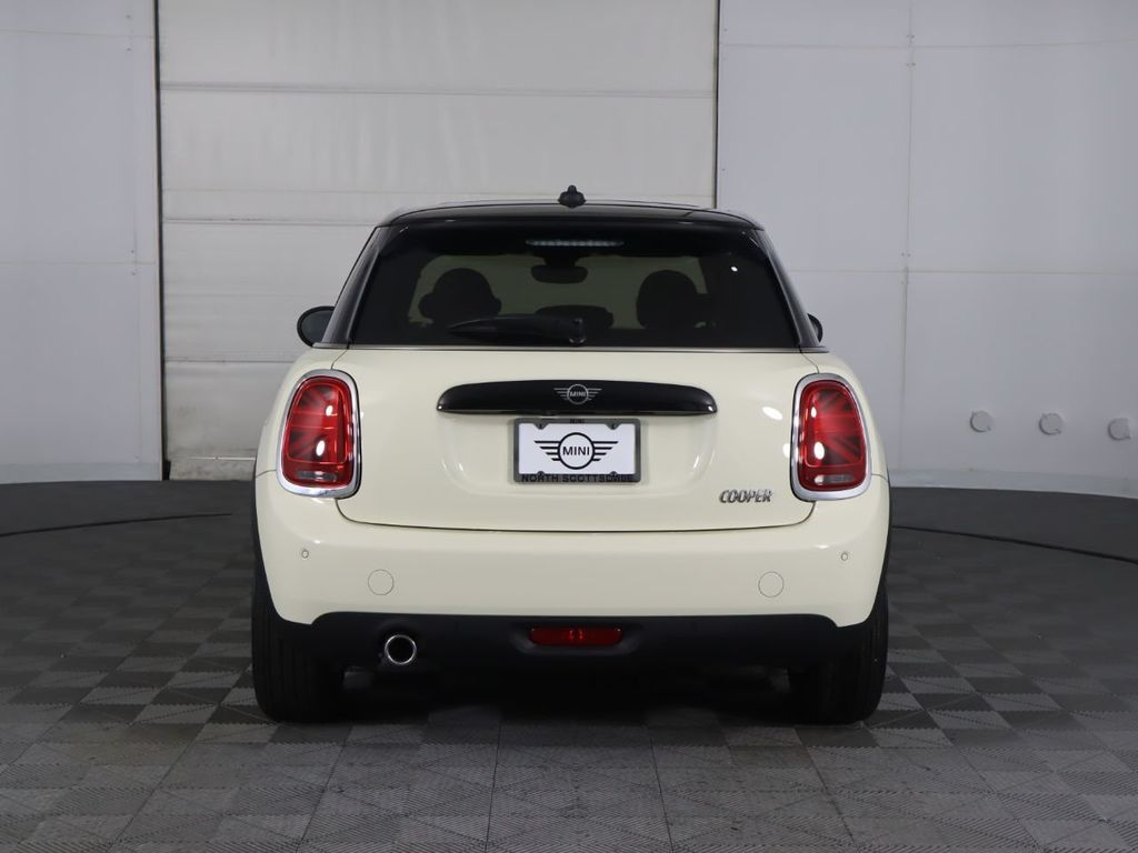 New 2020 MINI Cooper Hardtop 4 Door COURTESY VEHICLE