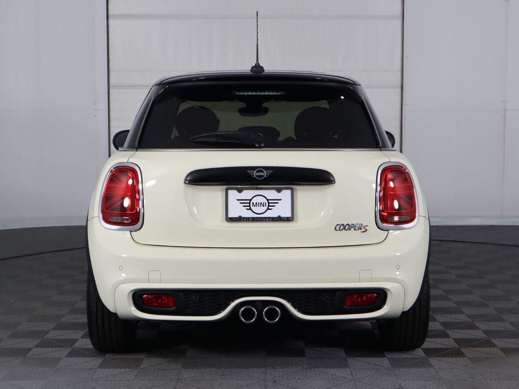 New 2020 MINI Cooper S Hardtop 4 Door COURTESY VEHICLE
