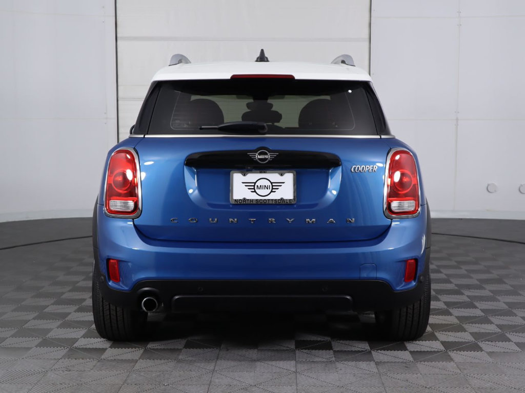 New 2019 MINI Cooper Countryman COURTESY VEHICLE