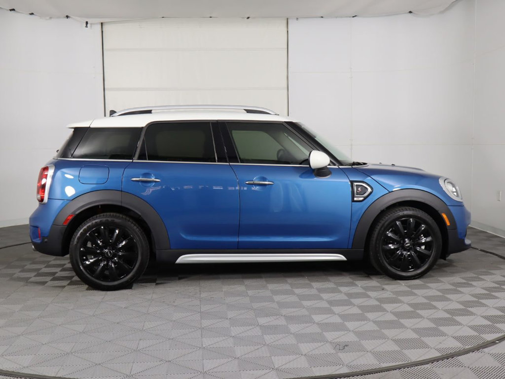 New 2019 MINI Cooper S Countryman COURTESY VEHICLE