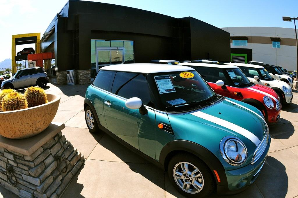 Pre-Owned 2020 MINI Cooper S Countryman COURTESY VEHICLE