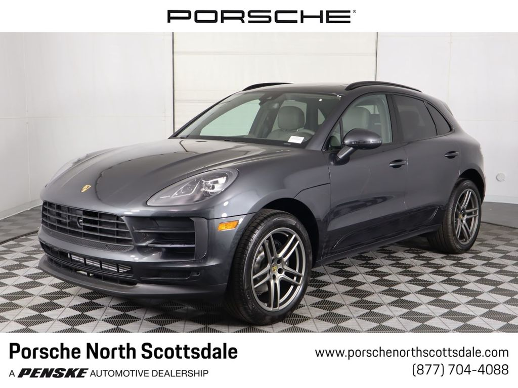 New 2020 Porsche Macan AWD
