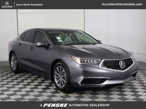 New 2020 Acura TLX 2.4L FWD w/Technology Pkg
