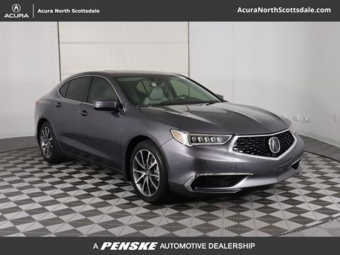 New 2020 Acura TLX 3.5L FWD