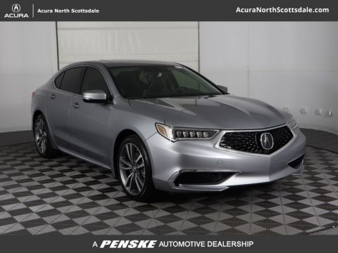 New 2020 Acura TLX 3.5L SH-AWD w/Technology Pkg