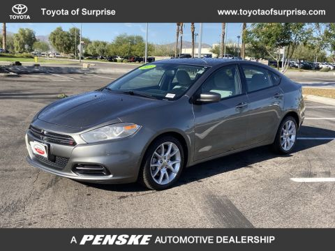 Pre-Owned 2013 Dodge Dart 4dr Sedan SXT
