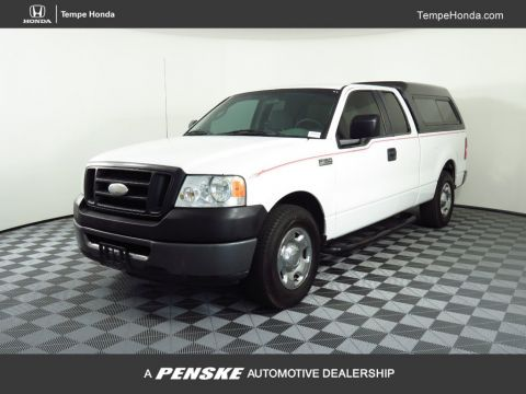 "Pre-Owned 2006 Ford F-150 Supercab 145"" XL"