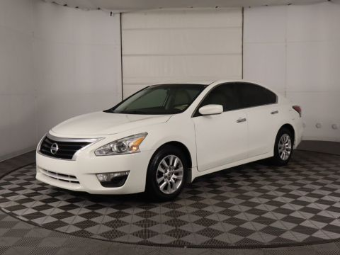 Pre-Owned 2015 Nissan Altima 4dr Sedan I4 2.5 S