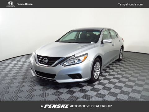Pre-Owned 2016 Nissan Altima 4dr Sedan I4 2.5 SL
