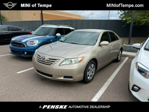 Pre-Owned 2007 Toyota Camry 4dr Sedan I4 Automatic LE