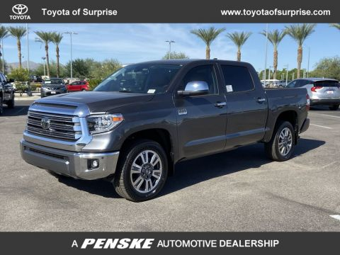 New 2020 Toyota Tundra 4WD 1794 Edition CrewMax 5.5' Bed 5.7L