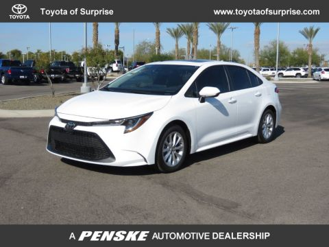 Toyota Of Surprise >> New Toyota Vehicles For Sale At Toyota Of Surprise Penske