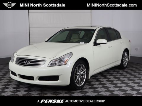 Pre-Owned 2008 INFINITI G35 Sedan 4dr Journey RWD