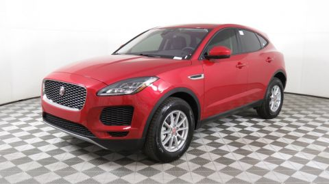 New 2019 Jaguar E-PACE P250 AWD