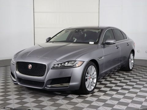 New 2020 Jaguar XF Sedan 25t Premium RWD