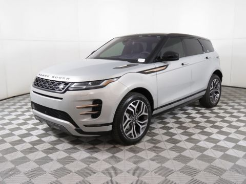 New 2020 Land Rover Range Rover Evoque P250 First Edition